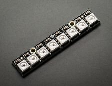 Adafruit NeoPixel Stick for Arduino- 8 x WS2812 5050 RGB LED