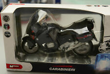 (PRL) CARABINIERI ITALY POLICE FORCE ARMY 1:18 EMERGENCY CYCLE MOTO BMW MODEL