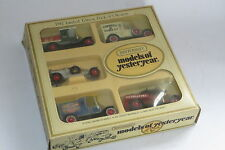 Matchbox Models of Yesteryear Limited Edition Pack of 5 Models, 1982 Boxed mib
