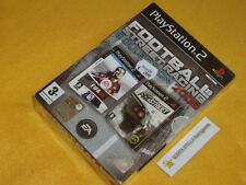 COLLECTION : FIFA 08 + NEED FOR SPEED PRO STREET Playstation 2 PS2  2 GIOCHI NEW
