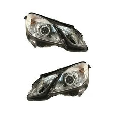 NEW Mercedes W212 E63 AMG Set of Left And Right Headlights Assembly OEM Hella
