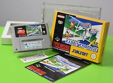 Bugs Bunny Rabbit Rampage Super Nintendo SNES OVP Sammlung by Game-Planet-shop