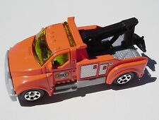 2005 Tow Truck. ORANGE.  Loose, Fresh out of box.