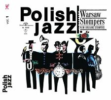 CD WARSAW STOMPERS New Orleans Stompers/ Polish Jazz vol. 1 / reedycja 2016