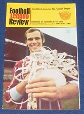 Football League Review 1968-1969 Bradford City/Burnley