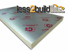 Kingspan/Recticel/ Xtratherm/Celotex Insulation 100mm (10 Sheets)