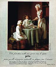 PUBLICITE ADVERTISING 055  1973  PERRIER  eau minérale par JC DEWOLF 2