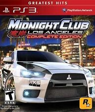 Midnight Club: Los Angeles -- Complete Edition (Greatest Hits)  (Sony...