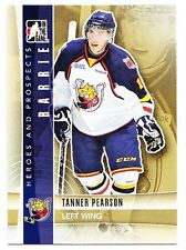 50ct Tanner Pearson 2011-12 ITG Heroes & Prospects Hockey Update Rookie Lot #216