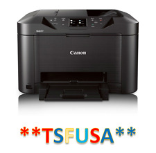 New Canon MAXIFY MB5020 All In One Wireless Copy Printer Copier Scanner & Fax