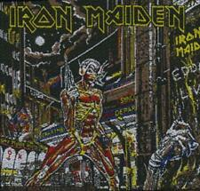 "Iron Maiden "" Somewhere en Time "" Parche/parche 601384 #"