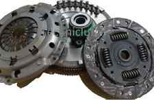 VAUXHALL ZAFIRA 2.0DTI 2.0 DTI CLUTCH KIT AND SOLID FLYWHEEL WITH CSC AND BOLTS
