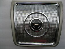 1962 1963 1964 Chevy Impala Rear Seat Speaker Grill Assembly Original