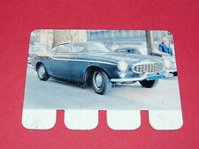 N°35 VOLVO P 1800 S PLAQUE METAL COOP 1964 AUTOMOBILE A TRAVERS AGES