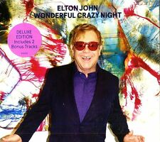 Elton John - Wonderful crazy night CD Deluxe (new album/sealed)