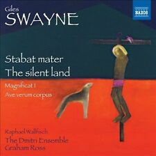 NEW - Stabat Mater / The Silent Land / Magnificat I by SWAYNE,GILES