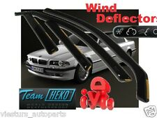 BMW 7 LONG 1994-2001 wind deflectors 4.pcs HEKO 11130
