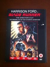 BLADE RUNNER. THE DIRECTOR'S CUT. ORIGINAL VOICE SPECIAL FEATURES - 1 DVD PAL 2