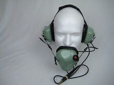 New H3320 David Clark Aviation Ground Services Headset