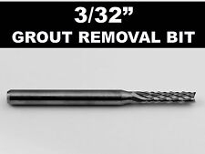"Grout Removal Bit - 3/32""     Carbide RotoZip Dremel Brand New"