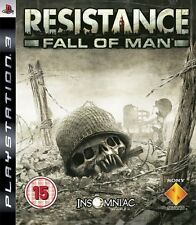 Resistance - Fall of Man For PAL PS3 (New & Sealed)