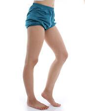 RTBU Iyengar Yoga/Pole Dance Gym Split Flip Free Exercise Cotton Bloomer Shorts