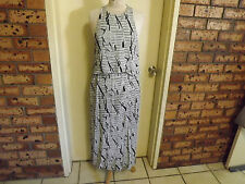 Sass & Bide Stunning & Chic Maxi Dress sz 10