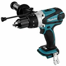 Makita DHP458 Z 18v Cordless Li Ion Combi Hammer LXT Drill Body, Replaces BHP458