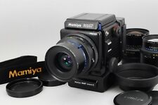 【Exc+++++】 Mamiya RZ67 Pro II Camera Body w/ 50mm,90mm,150mm Lens From Japan