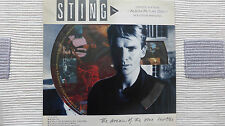 Sting - The Dream of The Blue Turtles (Mint) Pic Disc Album