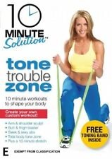 10 Minute Solution: Tone Trouble Zone DVD NEW