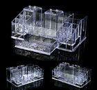 Cosmetic Organizer.Cleanup Cosmetics.Crystal Acrylic Makeup box lipstick holder