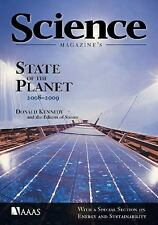 Science Magazine's State of the Planet 2008-2009: with a Special Secti-ExLibrary
