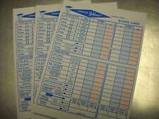 150 Triple Yahtzee Score Sheets