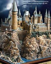 Harry Potter Hogwarts Castle Replica!!!  Reduced price.....