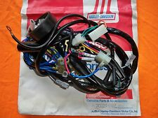 AERMACCHI HARLEY #70224-76P NOS MAIN WIRING HARNESS 1978 SX175 SS175 SX250 SS250
