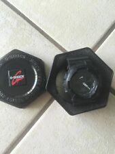 Casio G-Shock 5081 GA-100 All Black Watch - Excellent Condition