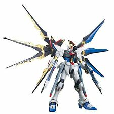 MG 1/100 ZGMF-X20A Strike Freedom Gundam full burst mode SEED DESTINY model kit.