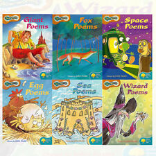 John Foster Oxford Reading Tree: Levels 8-9: Glow-worms, 6 Books Collection Set