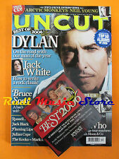 rivista UNCUT 115/2006 CD Scritti Politti Bob Dylan Neil Young Who Springsteen