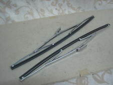"NOS Stainless Steel 14"" WIPER BLADES FORD Escort Cortina Mk1 SUNBEAM Alpine"