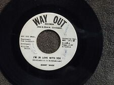 northern soul BOBBY WADE I'm In Love With You WAY OUT listen!