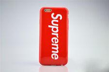 Apple iPhone 6 Plus, 6s Plus Supreme Soft Rubber Silicone Case
