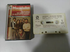 MOCEDADES SUS MEJORES CANCIONES CINTA TAPE CASSETTE SPAIN ED 1981 ZAFIRO PAPER L