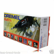 5 Variable Speed Dremel Rotary Grinder Polishing Sanding Bits Power Tool Kit