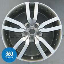 "1 X NEW GENUINE LAND ROVER DISCOVERY 20"" GREY LANDMARK ALLOY WHEEL VPLAW0002"