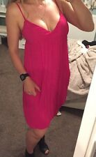 BNWT Gorgeous Next Pink Dress. Size 10
