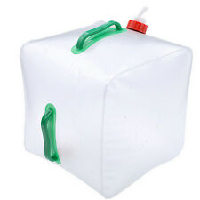 20L Flodable Collapsible Camp Hiking Climb Water Storage Carrier Container