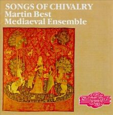 Songs of Chivalry - Medieval Songs and Dances (Best) CD NEW