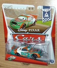 New Disney Cars Sputter Stop no 92 1:55 scale diecast